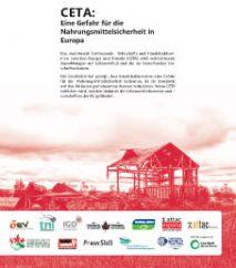 CETA: Eine Gefahr für die Nahrungsmittelsicherheit in Europa