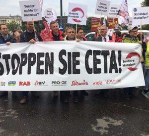 #CETA stoppen!