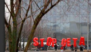 Jetzt ist es fix:  #CETA soll morgen den Ministerrat passieren.