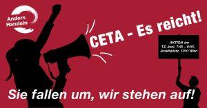 Über 1,5 Millionen Protest-Mails an Pro-CETA-Abgeordnete – Anders Handeln