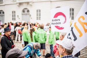 Über 70% der österreichischen Bevölkerung lehnen  #CETA ab und das haben wir heu