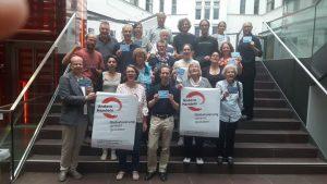 Machen wir Wut zu Widerstand. Mittwoch hat  #schwarzblau  #Ceta abgestimmt. Dies