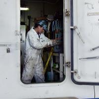 Seeblind - Der wahre Preis der Frachtschifffahrt