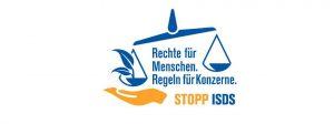 """Multiplikator*innen-Schulung Kampagne """"Rechte für Menschen, Regeln für Konzerne - Stopp ISDS"""" @ Global 2000"""