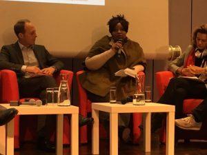 Kekeletso Mashigo erzählt, was besonders die #EU für ein Märchen hält: in #Südaf
