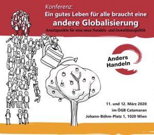 Ein gutes Leben für alle braucht eine andere Globalisierung