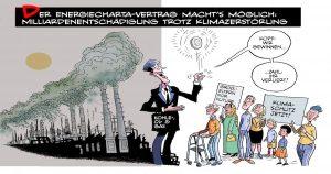 Aktionen gegen die #Klimakrise werden von einem bisher wenig bekannten Gegner sa