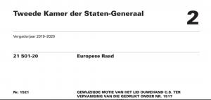 Gute Neuigkeiten aus den #Niederlande: Neben dem österreichischen und wallonisch
