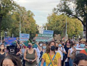** Breaking ** Nach unglaublich toller Demo für den #Amazonas gestern mit Friday