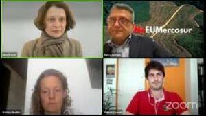Jetzt live! die #StopEUMercosur Koalition stellt sich vor: