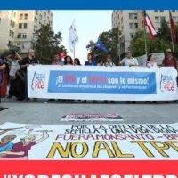 Yo Rechazo El TPP: Frente a Suma Urgencia impuesta por el gobierno decenas de candidaturas se comprometen contra el tratado