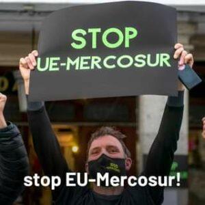* BREAKING * Heute treffen sich die EU-Handelsminister*innen und werden über #EU
