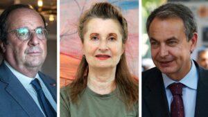 Corona-Impfstoffpatente: Ex-Präsidenten und Nobelpreisträger appellieren an Kanzlerkandidaten