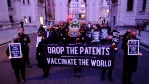 In Europe, 'Days of Shame' highlights failure of leaders to back TRIPS waiver proposal for COVID vaccines : Peoples Dispatch
